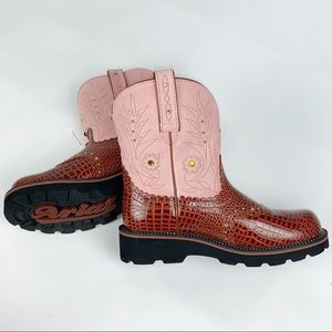 "Ariat ""Fat Baby"" 4LR Technology boots"